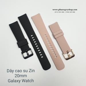 Dây cao su zin cho Galaxy Watch (20mm)